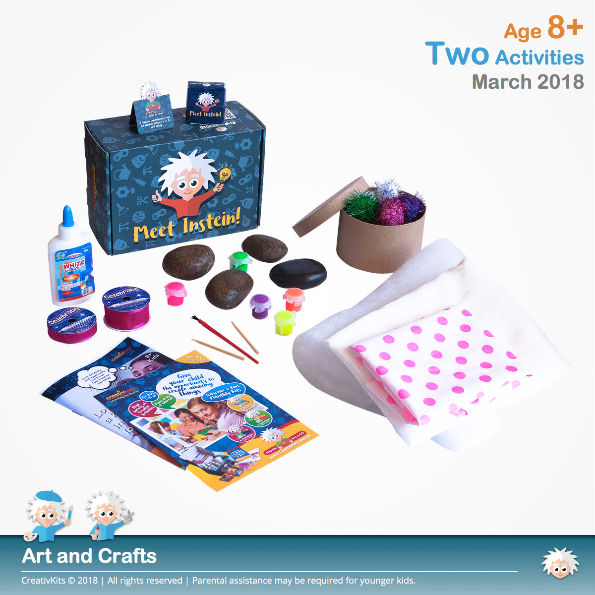 Crafts for March 8, 2018 - the most beautiful do-it-yourself DIY ideas in kindergarten and school 38