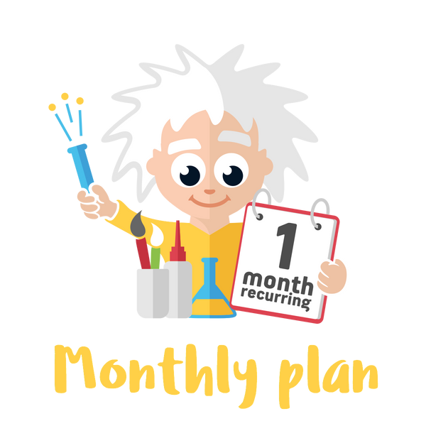 Standard Subscription, Monthly plan