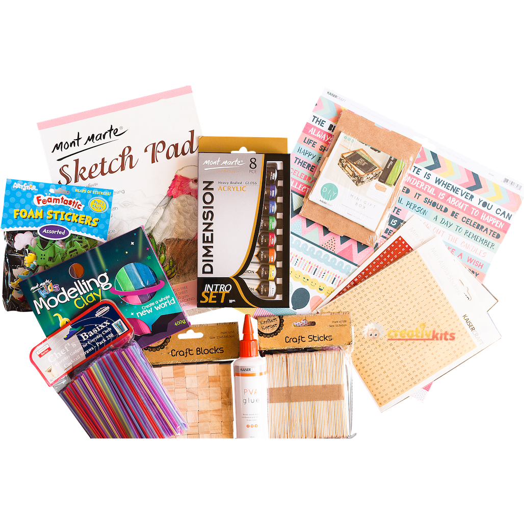 The Fun Crafts Kit