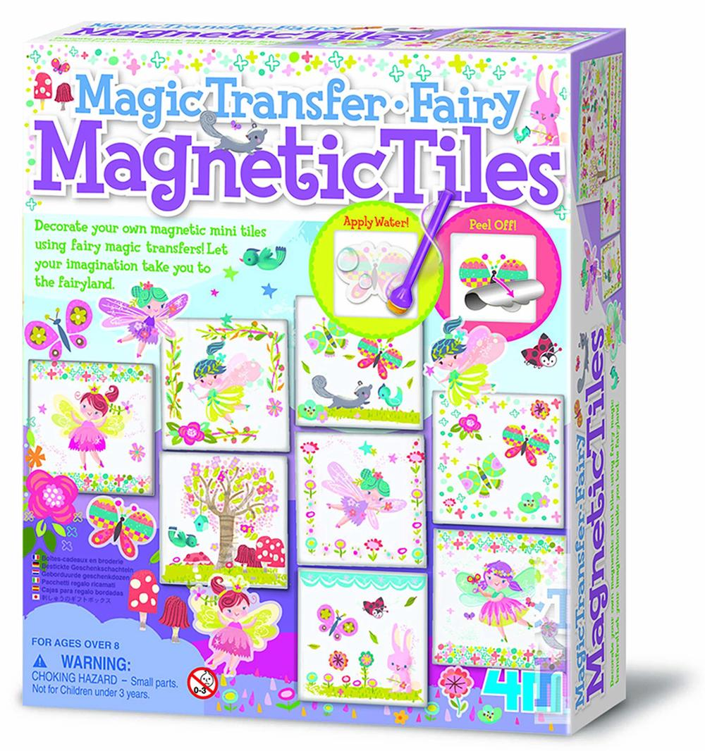 MYO Fairy Magnetic Tiles