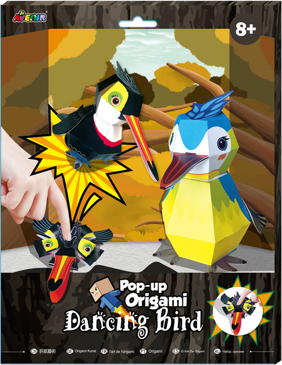 Pop Up Origami Art Kit
