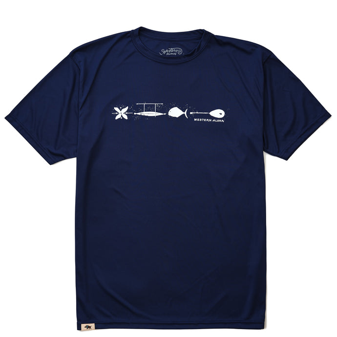 MEN'S KIHOLO BAY PERFORMANCE TEE
