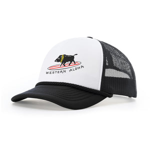 SURFING BOAR FOAM TRUCKER