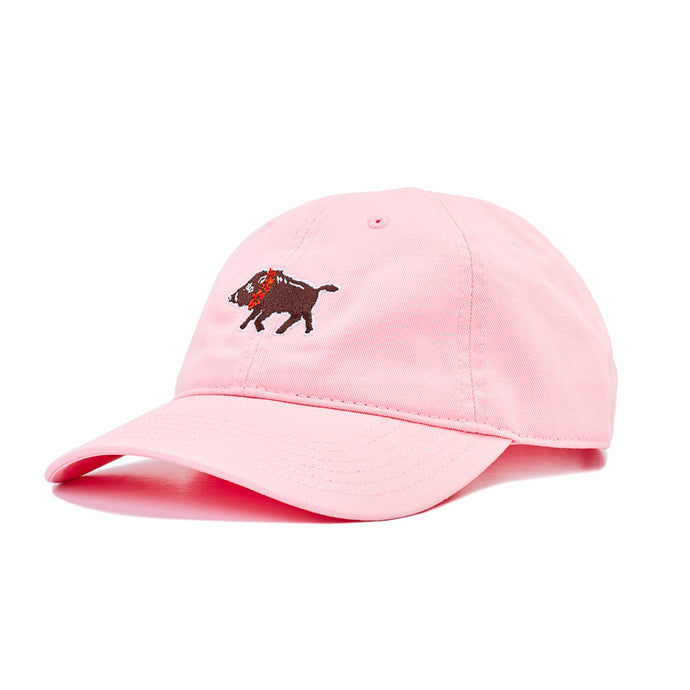 WALKING BOAR DAD CAP PINK