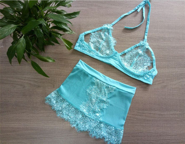 2016 Sexy Bra Sets of Women Sexy Lingerie Sleepwear Underwear Bra