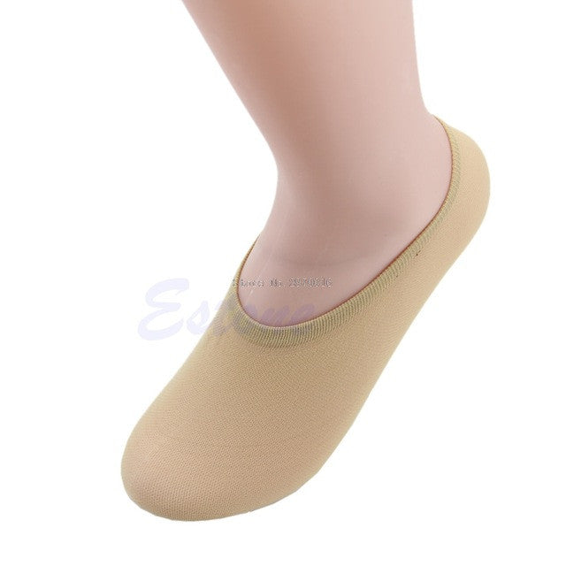 10Pair Women Flexible Invisible Low Cut Boat Short Ankle Sock