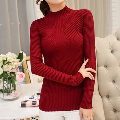 2017 Autumn Winter Sweater Women Cashmere Sweaters Fashion