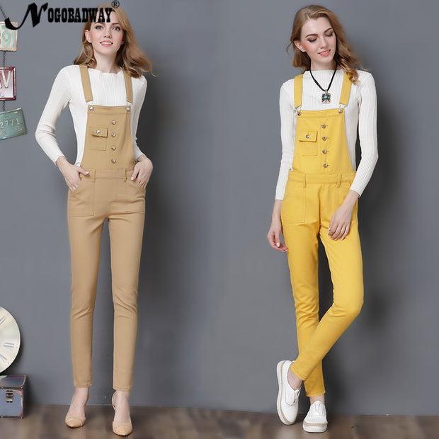 Combine women denim dungarees overalls jeans jumpsuits casual