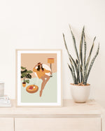 Load image into Gallery viewer, Monstera Girl n3