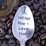 Oh, coffee how I LOVE thee | Stamped Spoon