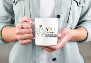 You Are My Sunshine Mug | Coffee Mug