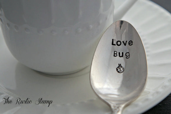 Love Bug | Stamped Spoon