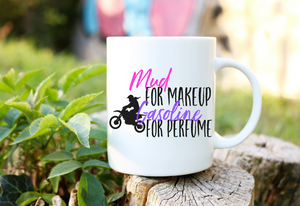 Mud for makeup Gasoline for Perfume | Coffee Mug