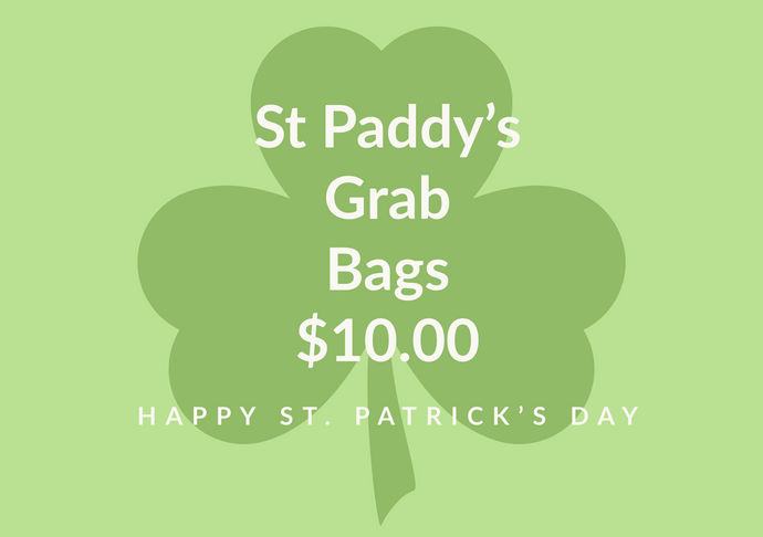 St Paddy's Grab Bags 2019 Collection
