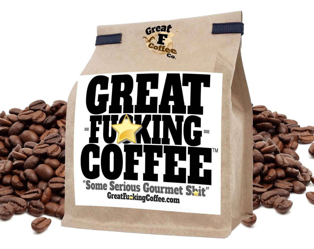 GreatFCoffee {product_title] Organic Coffee