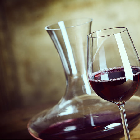 When to use a decanter for your red wine