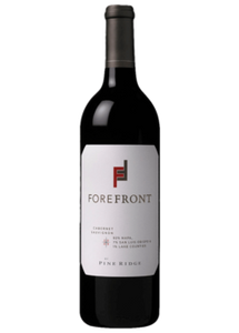 Wine House Taste Notes - Forefront Cabernet