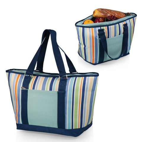 Topanga Insulated Tote Bag - St. Tropez