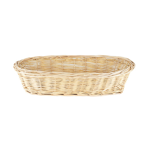 1 Bottle Long Basket Tray