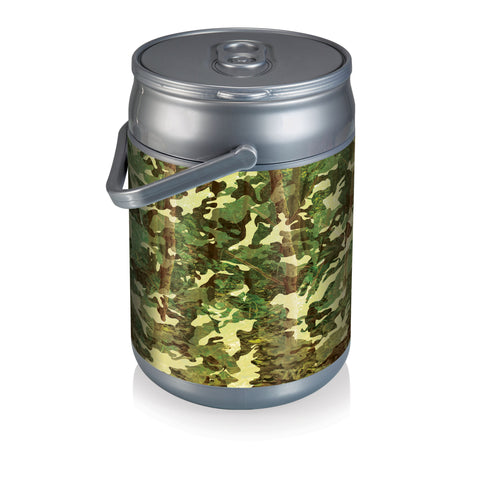 Can Cooler- Camouflage Can