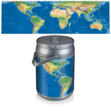 Can Cooler- Earth Can