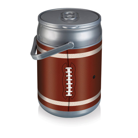 Can Cooler- Football Can