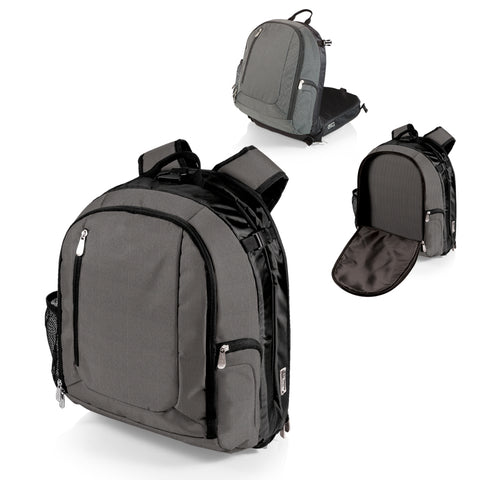PT-Navigator- Fusion Grey Insulated Backpack with Travel Seat