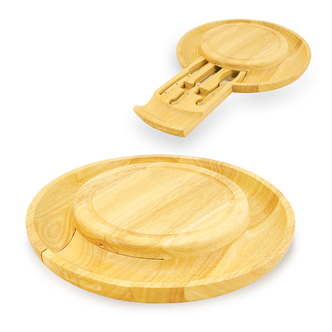 Colby Cheeseboard - Rubberwood