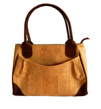 Braga Cork Handbag purse tote