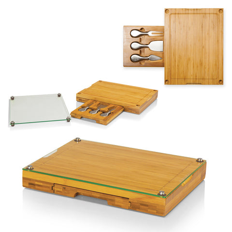 Concerto Cheese Board w/ serving stage and tools