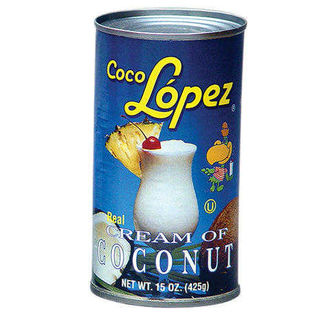 15oz. Coco Lopez Cream of Coconuts