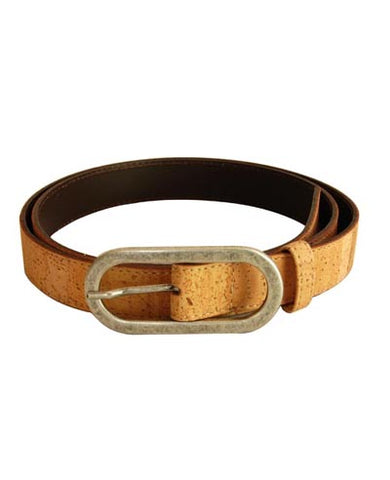 Natural Cork Belt