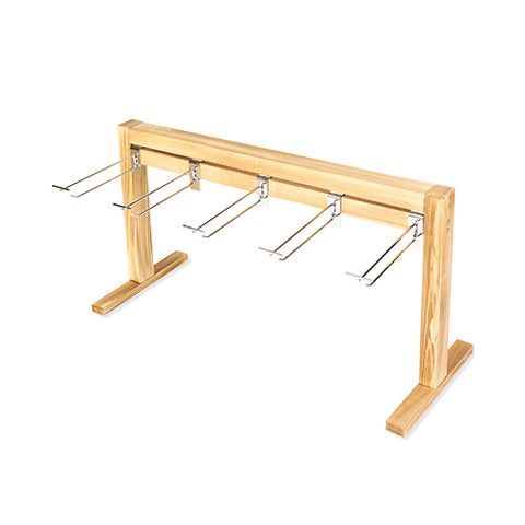 Wood Counter Display Rack by Twine®
