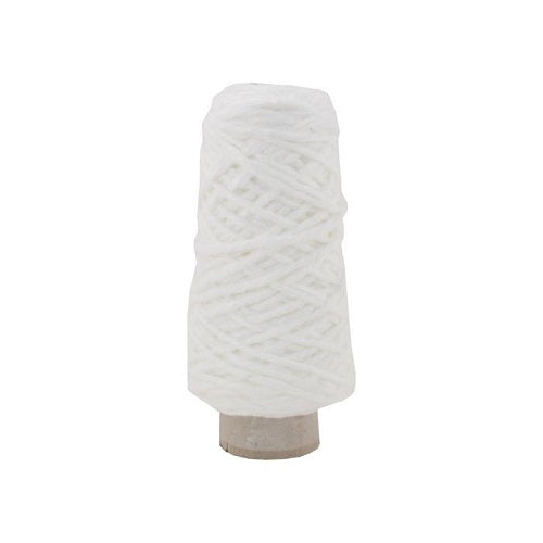 White Yarn Skein