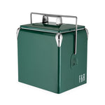 Vintage Metal Cooler by Foster & Rye™