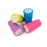 Starburst: Silicone Bottle Stoppers, Set of 4 by True