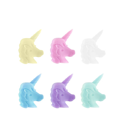 Unicorn Drink Charms by TrueZoo