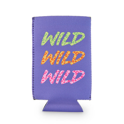 Wild Wild Wild Slim Can Sleeve by Blush®