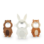 Assorted Woodland Animal Bottle Openers by TrueZoo