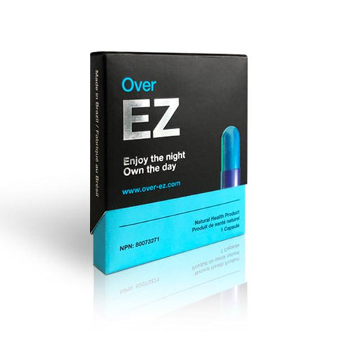 OverEZ Hangover Prevention Vitamin