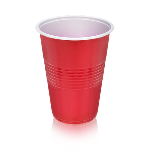 16 oz Red Party Cups, 100 pack by True