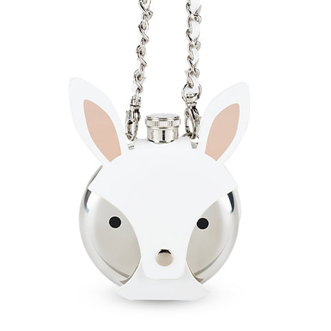 Wearable Bunny Flask by TrueZoo