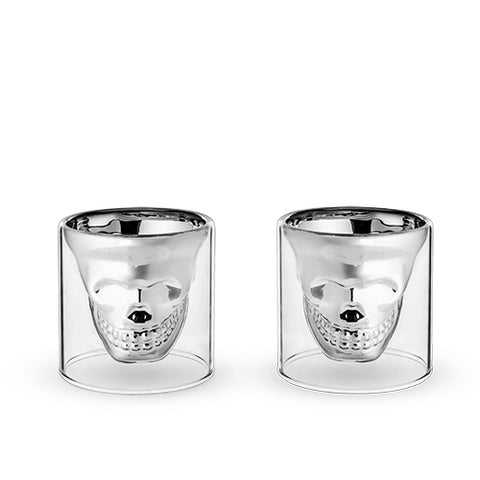 Skull Shot Glasses by Foster & Rye™