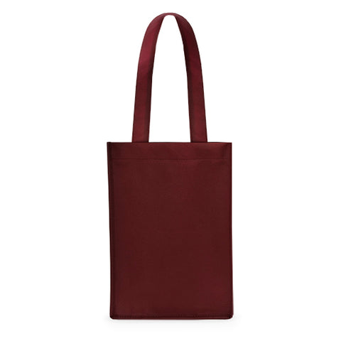 4-Bottle Non Woven Tote - Red