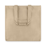 6 Bottle Non Woven Tote In Beige by True