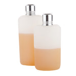 Rogue Assorted 10 Ounce and 16 Ounce Plastic Flasks by True