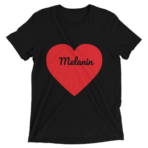 Melanin Love Tee-T-shirt-The Royal Bash