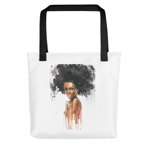 All Natural Tote Bag-Totes-The Royal Bash