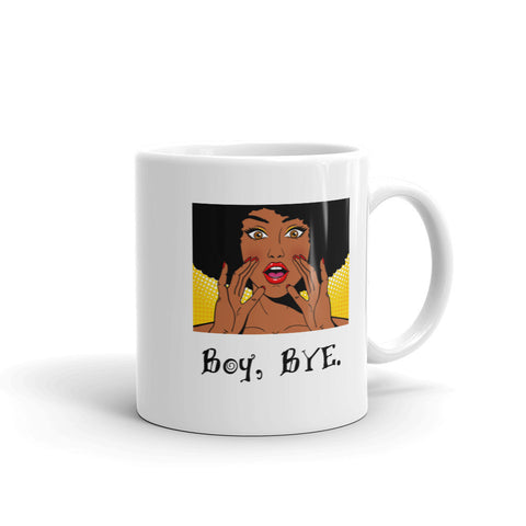 Boy, Bye Mug-Mugs-The Royal Bash