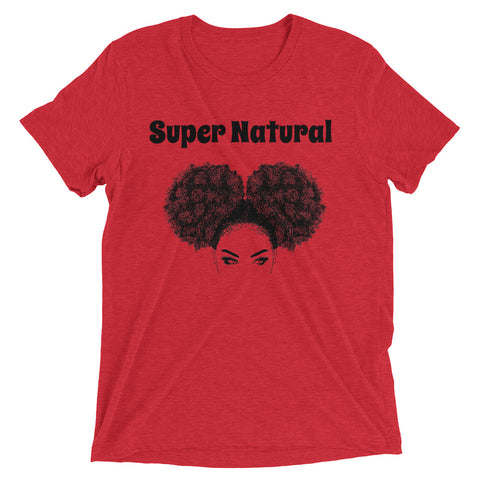Super Natural Tee-T-shirt-The Royal Bash